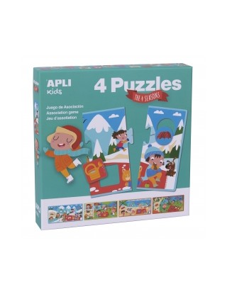 APLI KIDS - Puzzle 4...